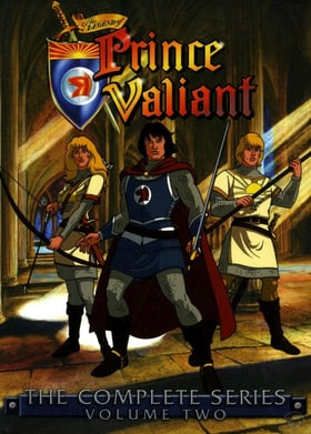 The Legend of Prince Valiant