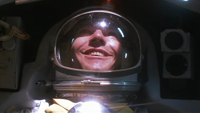 Astronaut Character - Movies list