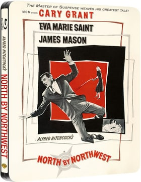 North by Northwest (1959) Blu Ray