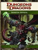 Monster Manual: A 4th Edition D&D Core Rulebook