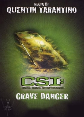 CSI: Crime Scene Investigation-Grave Danger