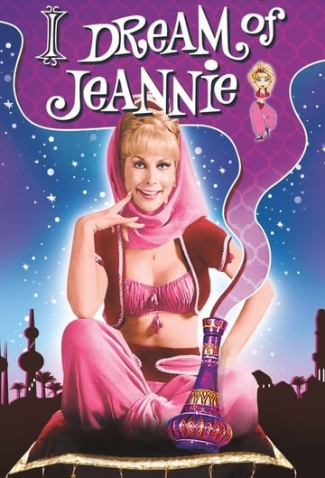I Dream of Jeannie                                  (1965-1970)