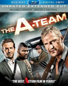 The A-Team (Blu-ray + Digital Copy) (Unrated Extended Cut)