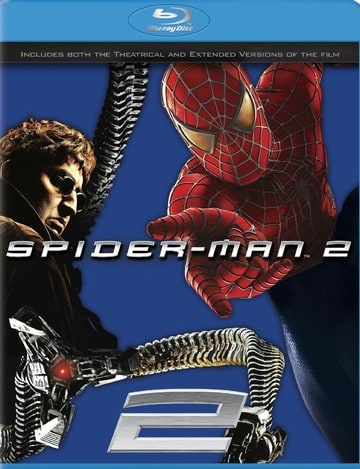 Spider-Man 2 (+ UltraViolet Digital Copy)
