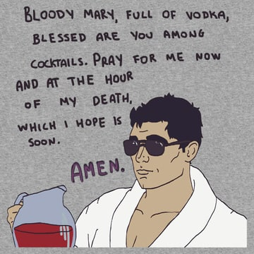 Archer & Bloody Mary
