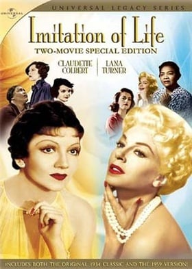 Imitation of Life (Two Movie Collection) 1934/1959