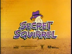 The Secret Squirrel Show