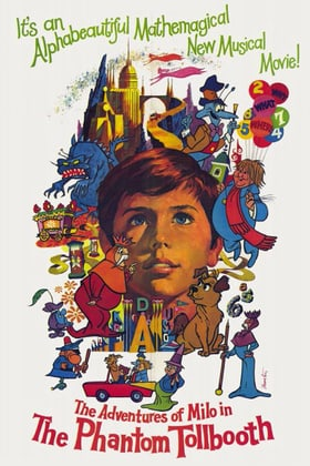The Phantom Tollbooth                                  (1970)