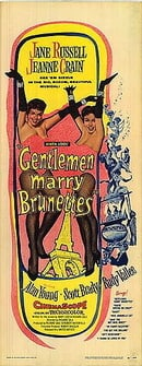 Gentlemen Marry Brunettes