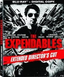 The Expendables (Blu-ray + Digital Copy) (Extended Director