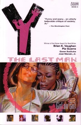 Y: The Last Man - Vol. 6: Girl on Girl