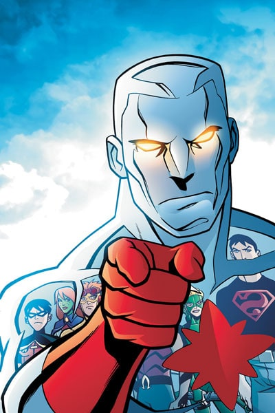 Captain Atom (Young Justice)