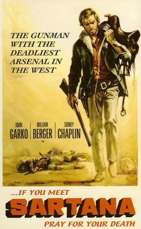 If You Meet Sartana Pray for Your Death (aka Gunfighters Die Harder)