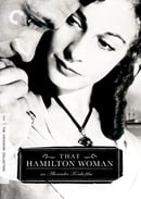That Hamilton Woman - Criterion Collection