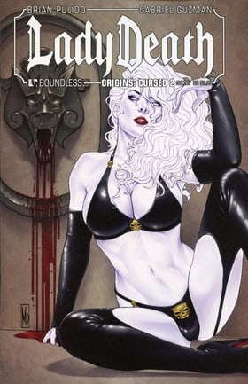 Lady Death Origins: Cursed