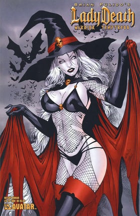 Brian Pulido's Lady Death: Warrior Temptress