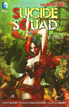 Suicide Squad Vol. 1: Kicked in the Teeth (The New 52)