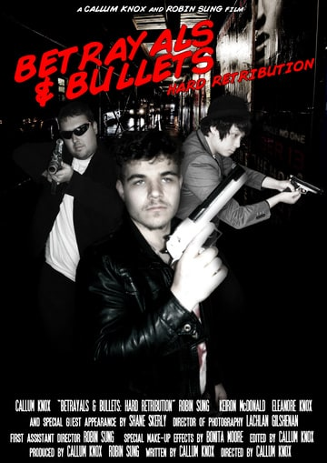 Betrayals & Bullets: Hard Retribution