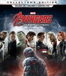 The Avengers: Age of Ultron (Blu-ray 3D + Blu-ray + Digital HD) (Collector