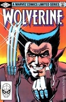 Wolverine (1982 Limited Series) 	#1-4