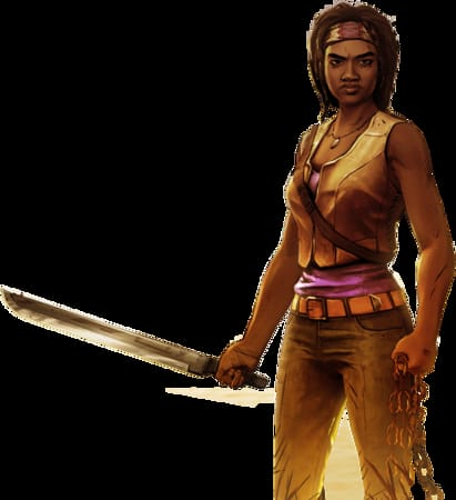 Michonne (video game)