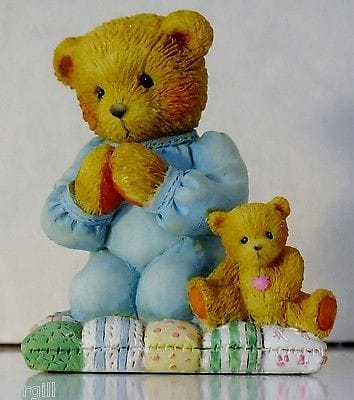 Cherished Teddies: Patrick -