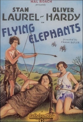 Flying Elephants                                  (1928)