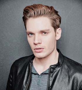 dominic sherwood funny moments