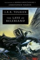 The Lays of Beleriand (History of Middle-Earth III )