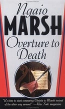 Overture To Death (Dead Letter Mysteries)