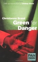 Green for Danger (Pan Classic Crime)