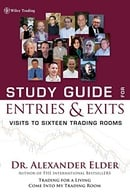 Entries and Exits: Study Guide: Visits to Sixteen Trading Rooms (Wiley Trading)