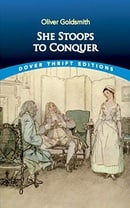 She Stoops to Conquer (Dover Thrift S.)