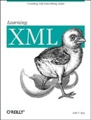 Learning XML: Guide to Creating Self-Describing Data