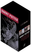 Harry Potter Adult Edition Box Set: Four Volumes in Paperback