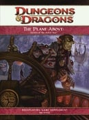 The Plane Above: A 4th Edition D&D Supplement