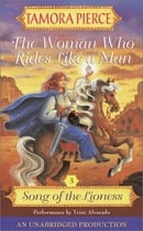 Song of the Lioness #3: The Woman Who Rides Like a Man (The Song of the Lioness)