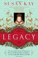 Legacy: The Acclaimed Novel of Elizabeth, England