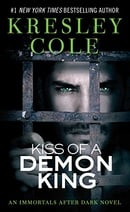 Kiss of a Demon King (Immortals After Dark, Book 7)