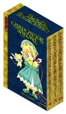 Cardcaptor Sakura Boxed Set: Volumes 4-6
