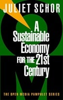 Sustainable Economy For The Future (Open Media Series)