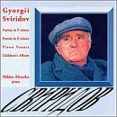 Sviridov: Piano Works