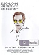 Elton John - Greatest Hits One Night Only