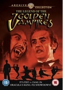 The Legend Of The Seven Golden Vampires
