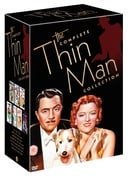 The Complete Thin Man Collection (The Thin Man / After the Thin Man / Another Thin Man / Shadow of t