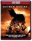 Batman Begins [HD DVD] [2005] [US Import]