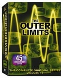 The Outer Limits Original Series Complete Box Set  Volumes 1-3