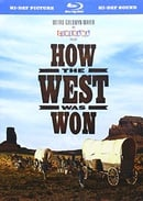 How the West Was Won (Blu-ray Book Packaging)