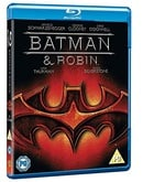 Batman and Robin [Region Free]