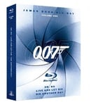 James Bond Blu-ray Collection: Volume One (Dr. No / Die Another Day / Live and Let Die)